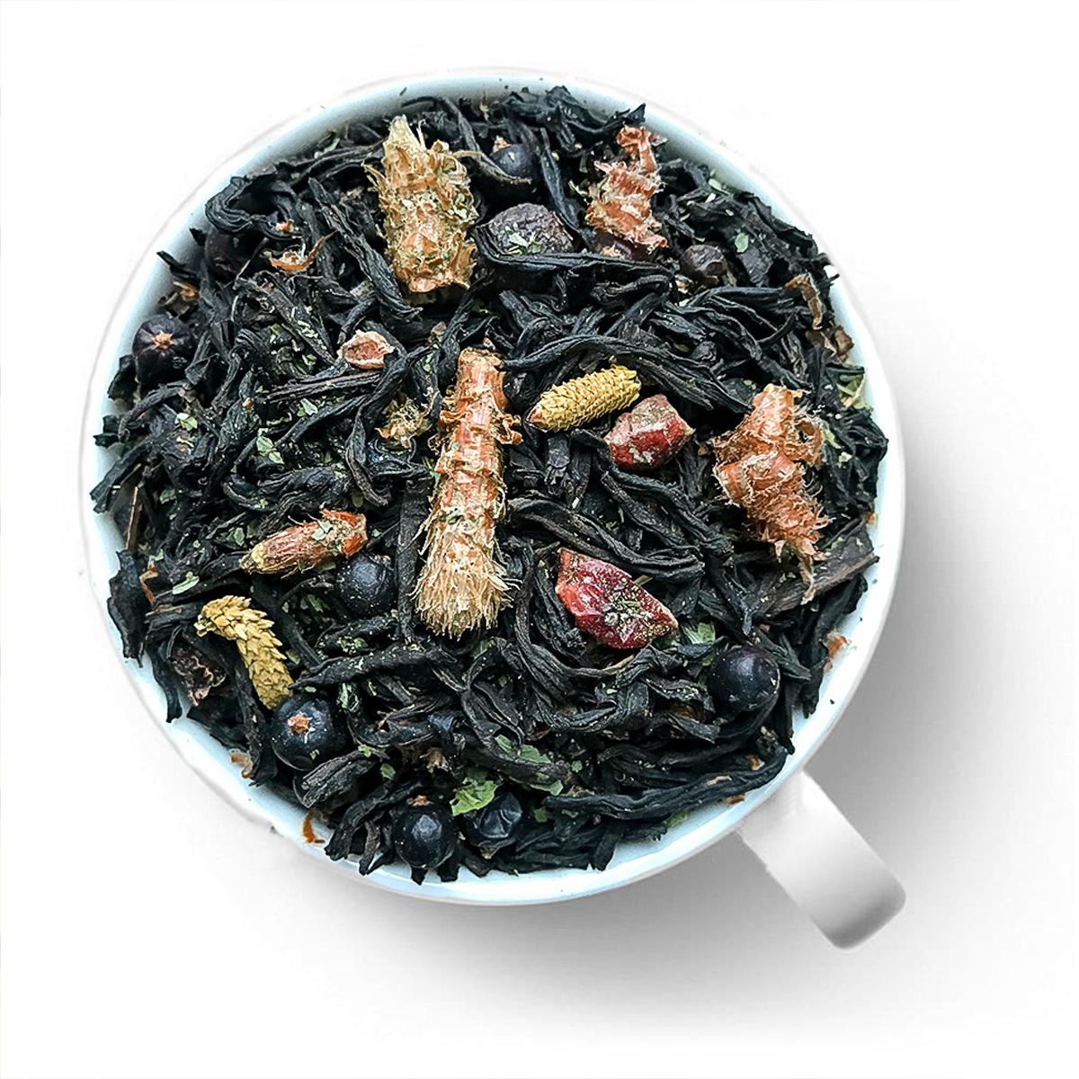 Черный чай Сила Сибири