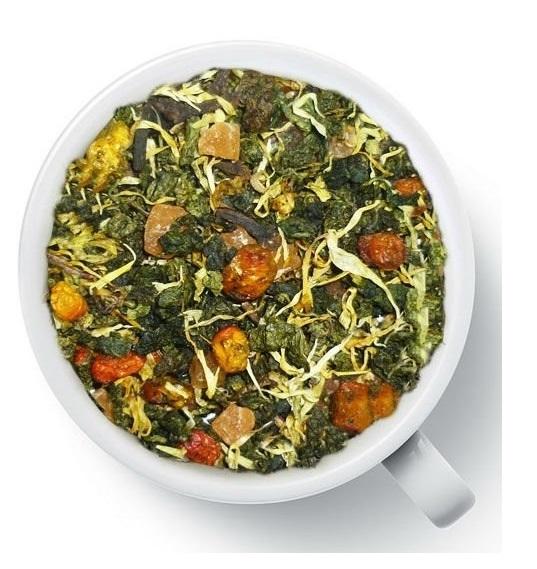 Зеленый чай Янтарная Шкатулка