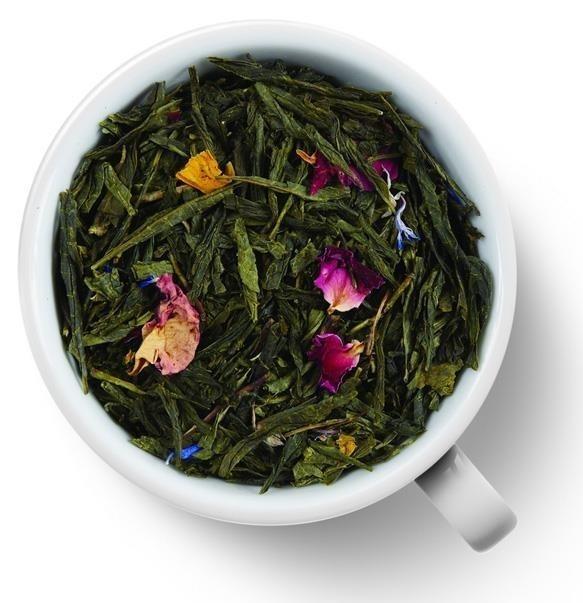 Зеленый чай Сауа-Сэп