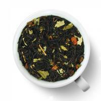 Черный чай Земляничный