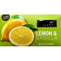 Шоколад горький с лимоном и ванилью CHCO, 100г