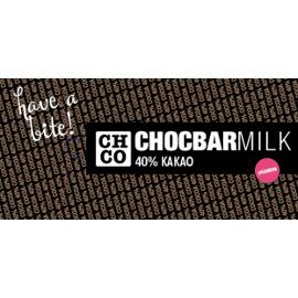 Шоколад молочный CHCO, 100 гр