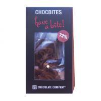 Шоколад темный узорный дизайнерский Лепестки CHCO, 100 гр
