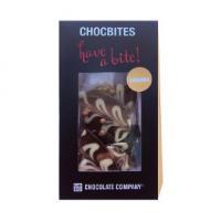 Шоколад молочный узорный дизайнерский Лепестки с карамелью CHCO, 100 гр