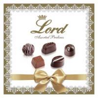 Шоколадные конфеты Пралине Ассорти LORD, 250 гр
