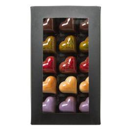 Шоколадные конфеты Орехи для тебя с ореховой начинкой CHCO, 125 гр