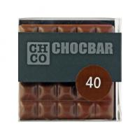 Шоколад молочный CHCO, 60гр