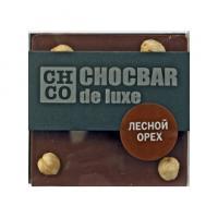 Шоколад темный Лесной орех  DE LUXE CHCO, 85 гр