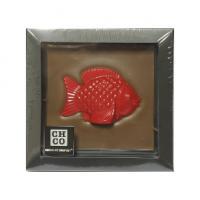 Шоколад Рыбки в ассортименте DE LUXE CHCO, 300 гр_0