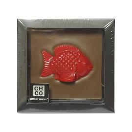 Шоколад Рыбки в ассортименте DE LUXE CHCO, 300 гр