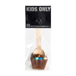 Шоколад молочный на ложке Ассорти CHCO, 50г