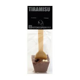 Шоколад молочный на ложке Тирамису CHCO, 50г