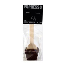 Шоколад темный на ложке Эспрессо CHCO, 50г