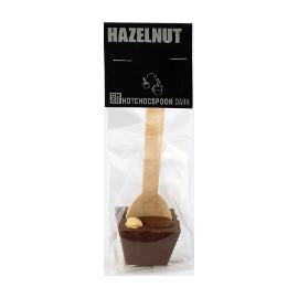 Шоколад темный на ложке Лесной орех CHCO, 50г