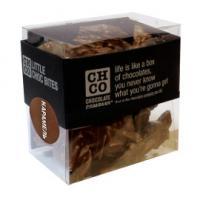 Дробленые орехи в молочном шоколаде Карамель CHCO, 150гр