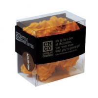 Дробленые орехи в темном шоколаде Апельсин CHCO, 150гр