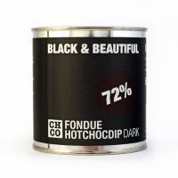 Шоколад темный для фондю CHCO, 250 гр