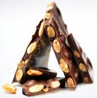 Шоколад темный (миндаль) LADERACH, 100г