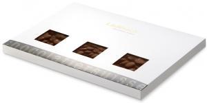 Шоколад темный в коробке (миндаль) LADERACH, 950г