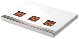 Шоколад молочный в коробке (миндаль) LADERACH, 950г