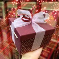 Чайный подарок Красный бархат_1