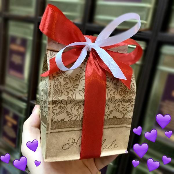 Чайный подарок Влюбленное сердце