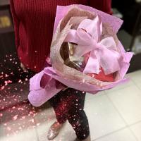 Чайный букет Розовые грезы