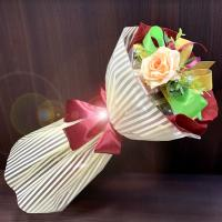 Чайный букет Чайные розы