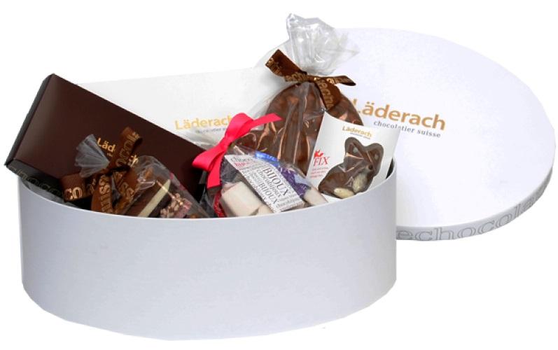 Набор коробка LADERACH, 889г