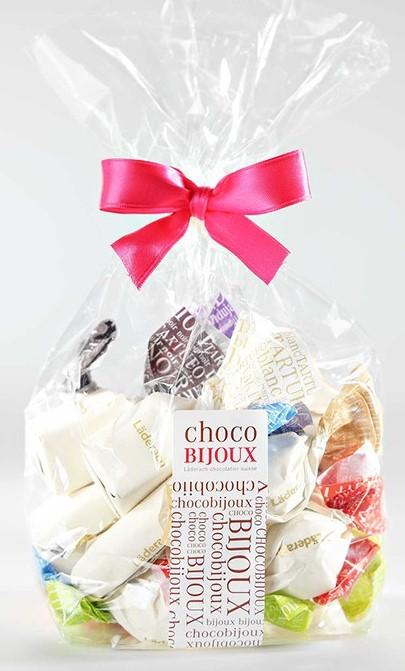 Шоколадные конфеты в обертке LADERACH, 220г