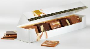 Шоколад мини  LADERACH, 170г