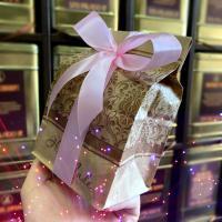 Чайный подарок Лиловая роза_1