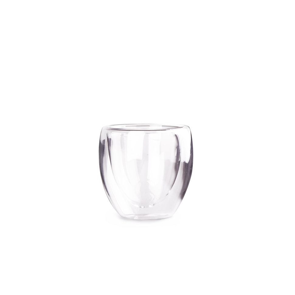 Необжигающая чашка  из жаропрочного стекла Киото, 100 мл