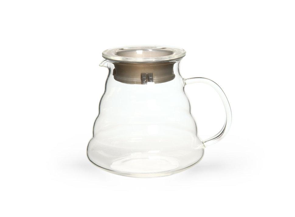 Сервировочный чайник из жаропрочного стекла Тама, 500мл