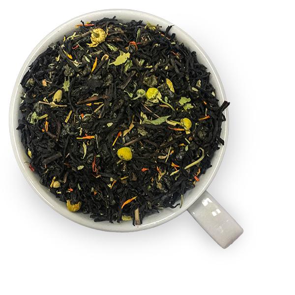 Чай зелёный с чёрным Татарский