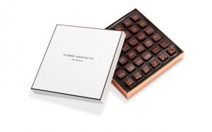 Шоколад PIERRE MARCOLINI, GRANDS CRUS ганаш, 220 гр_0