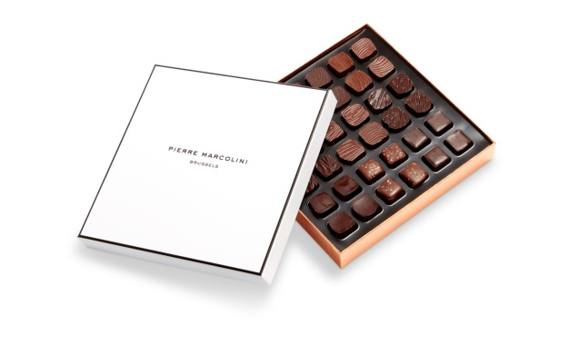 Шоколад PIERRE MARCOLINI, ANCIENS D'AUJOURD'HUI пралине, 220 гр
