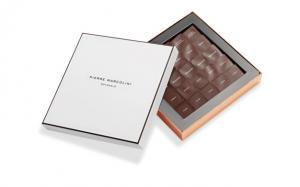 Шоколад PIERRE MARCOLINI, SAVEURS DU MONDE, ассорти - темный GRAND CRU, 100 гр