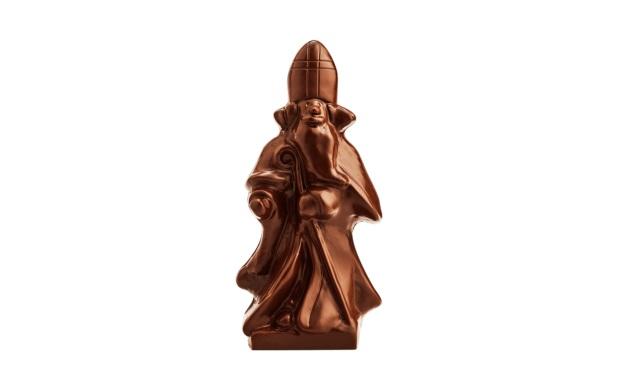 Шоколад PIERRE MARCOLINI, SAINT NICHOLAS, молочный шоколад, 160 гр