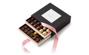 Шоколад PIERRE MARCOLINI, НАБОР 2 уровня - ассорти, 522г
