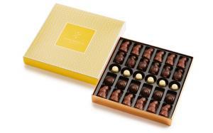 Шоколад PIERRE MARCOLINI, НАБОР 30 животных - ассорти, 173г