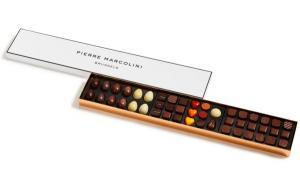 Шоколад PIERRE MARCOLINI, НАБОР XL - ассорти, 345г