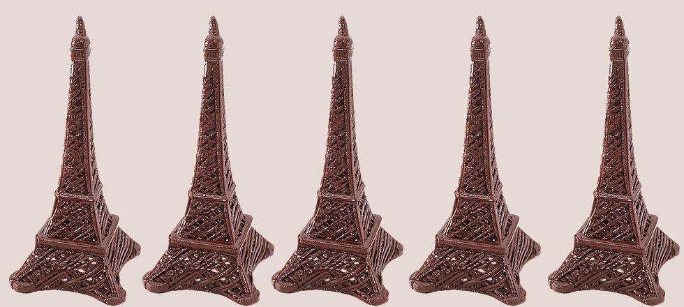 Шоколад JEAN-PAUL HEVIN, ЭЙФЕЛЕВА БАШНЯ шоколадная 68%, 200г