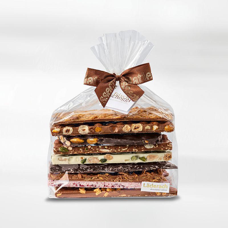 Шоколад LADERACH, набор большой ассорти 1000г