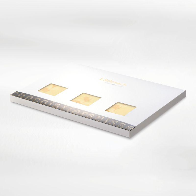 Шоколад белый в коробке LADERACH, 700г