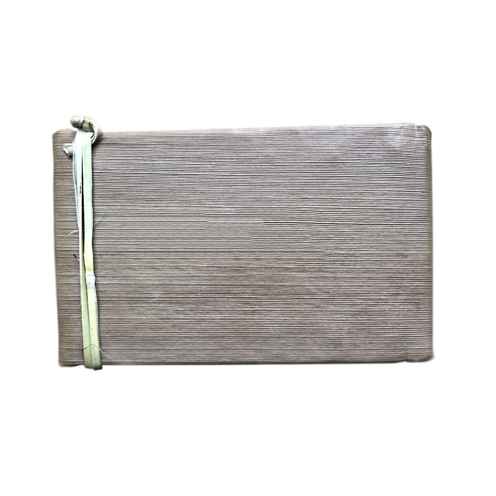 Каменный шу пуэр кирпич 250 г (фаб. Да Вэй), 2019г