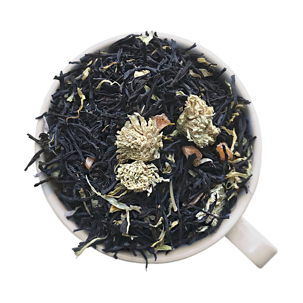Чай черный Гейша