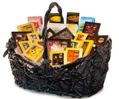 Подарочная корзина шоколада, конфет Chokodelika Премиум №1