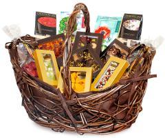 Подарочная корзина шоколада, конфет Chokodelika Премиум №2, 910г