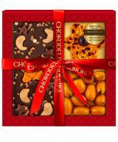 Подарочный набор Оранжевое настроение, 180 г, в коробке
